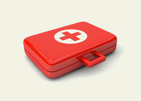 First Aid with Euromedical